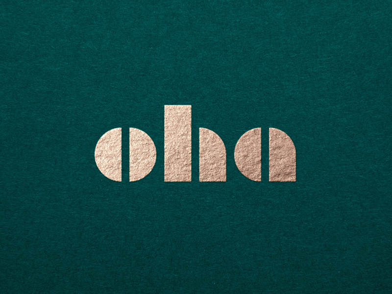 O'Halloran Avenue branding typographic typogaphy clothing design clothing brand brand luxury branding luxury design luxury brand luxurious luxury logo design logodesign logotype logos logo monogram letter mark monogram design monogram logo monograms monogram
