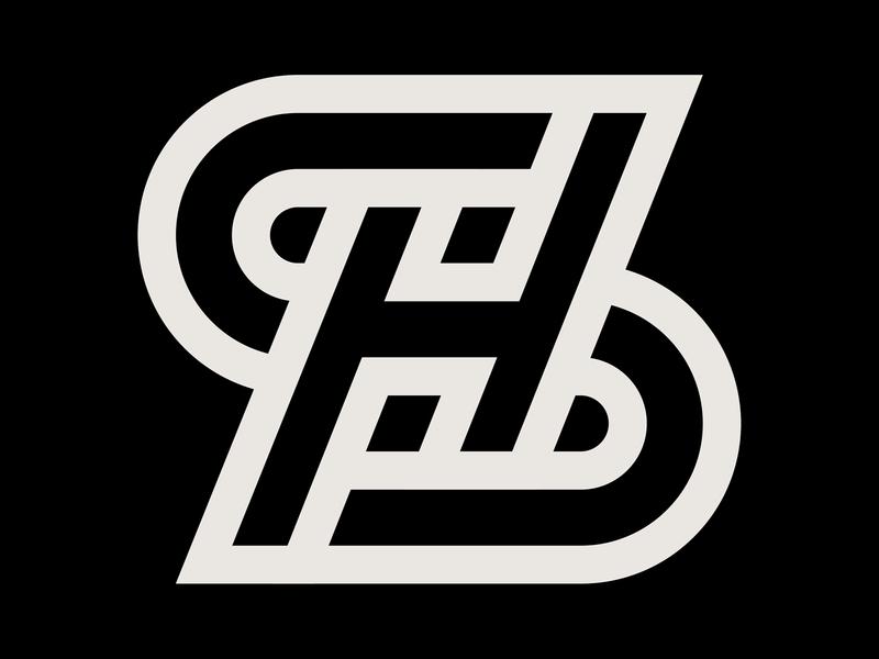 HS modernism marks trade mark trademark mark logo design monogram monogram design monogram letter mark monogram logo letter mark monogram letter mark logos letter mark lettermark vector symbol branding logos brand logodesign