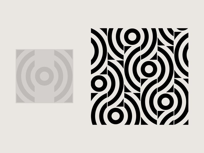 Pattern Lettermark H