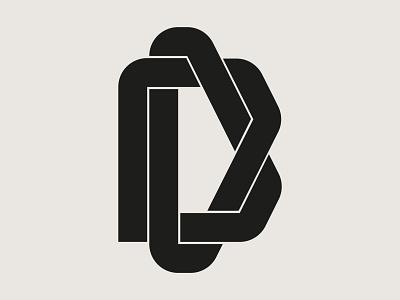 Lettermark D Infinite modernism trademark letter d logo letter mark letters d mark d logo letter logos idea logo design mark design logomark letter logo infinite loop infinite letter infinite letter design lettermark logodesign