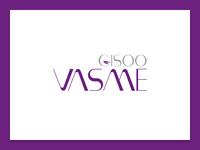 Vasme Gisoo English Logo