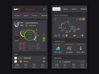 F1 Mobile App.