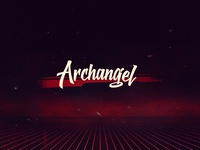Archangel (80s Dark Synth Brand)