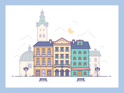 Ancient Lviv