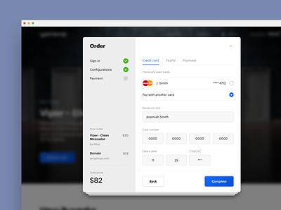 Billing screen finace orders order brand ux ui crm portal dashboad roadmap inputs website application interface crm web design billing