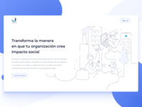 Landing Page for Fonselp