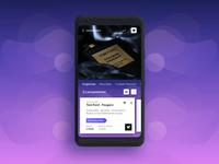 Perfume Mobile App