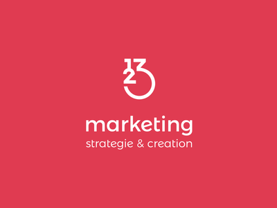 123 marketing logo