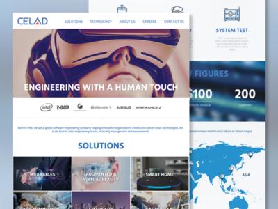 Celad's webpage