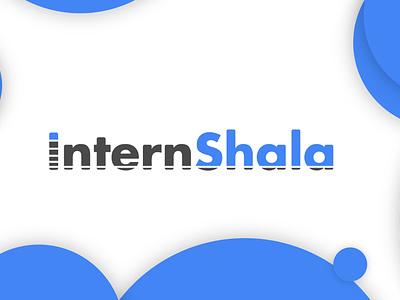 Internshala Rebrand ux ui branding design brand identity design logodesign brand identity logos logo design logo