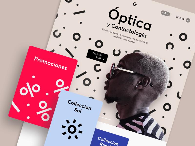 Optics Website