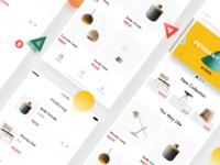 Furniture commerce app