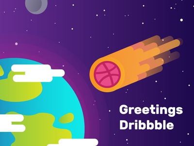 Greetings Dribbble
