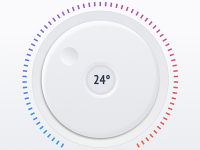 Thermostat thermostat ui design ui