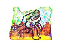 Oregon Bigfoot
