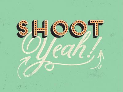 Shoot, yeah! shoot yeah frontage script. goodwords quickie
