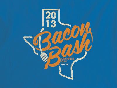 Bacon Bash Texas '13 bacon texas nuff-said