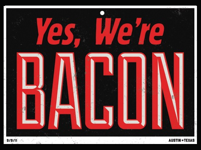 Open bacon austin
