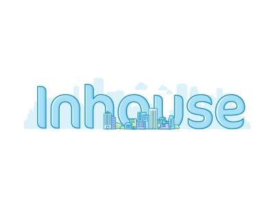 Inhouse Type Illustration typography illustration