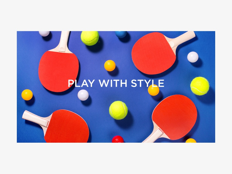 T&H Rackets style play green blue yellow red ping pong tennis ball racket sport