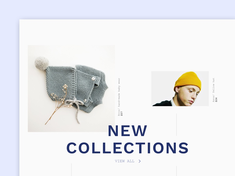 Product page price box new collections grid hat product yellow purple white