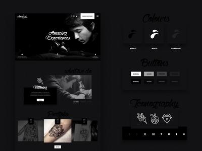 Amazink Website