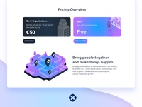 Go-X Website #2