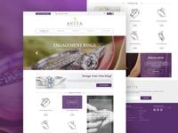 Avita Jewellery Home Page