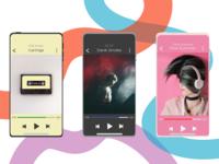 Daily UI Music App
