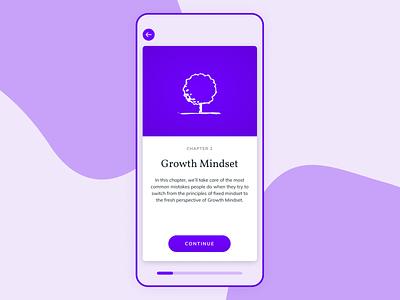 Skill Twist product design mobile product ui ux cm