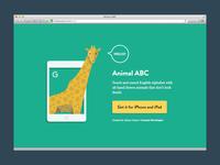 Animal ABC App live
