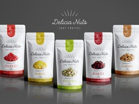 Delicia Nuts - Dry Fruits Packaging
