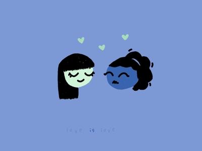 love is love x 2