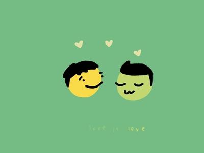 love is love x3
