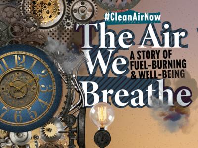 #CleanAirNow