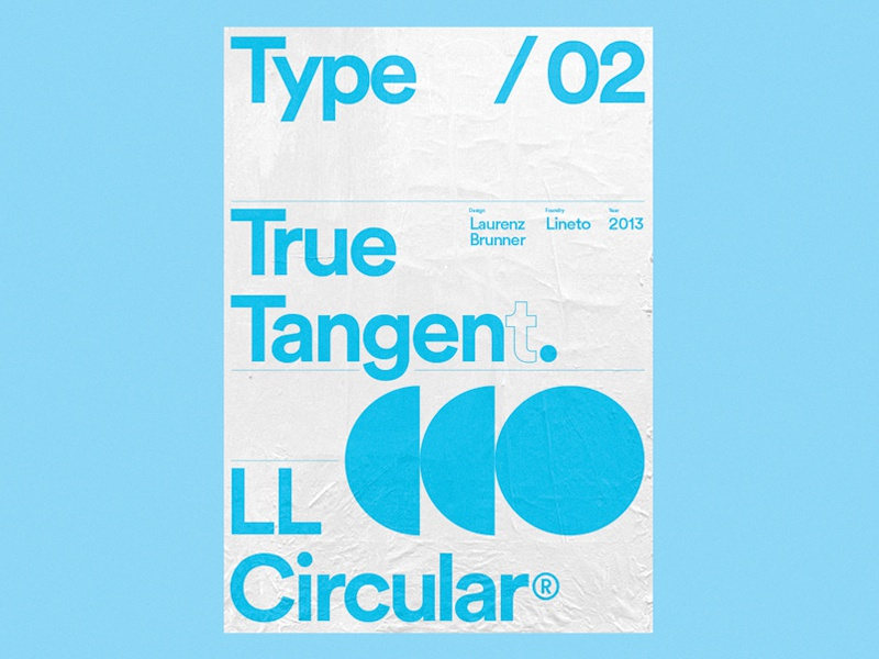 True Tangent — LL Circular by Živan Rosić on Dribbble