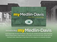 Medlin davis card ad large