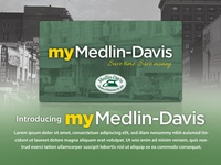 My Medlin-Davis Rewards Program Development