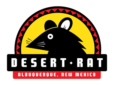 Desert rat dribbble
