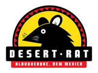 Desert Rat Logo