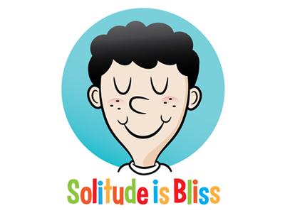 Image result for Solitude cartoon