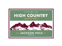 High country outfitters 09