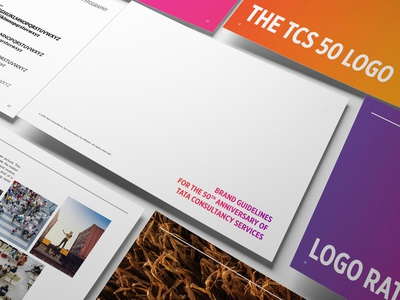 TCS 50 Brand Identity Guidelines