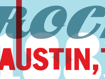 Austin typeoverlay