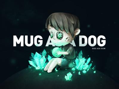 MUG ASA DOG