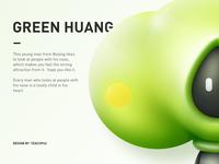 Green Huang