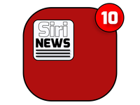 Siri News app icon redesign.