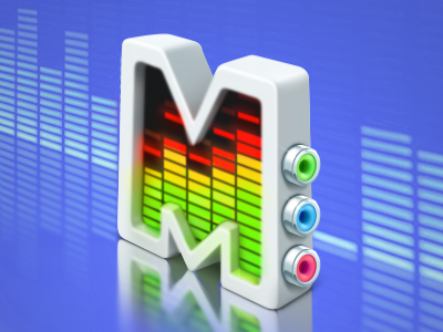 Application icon for Multi Room Audio Player windows app icon main icon application icon app application icon