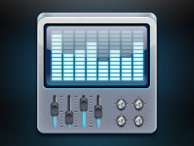 Groovemixer android application icon f3 01