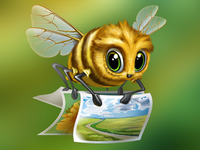Image Bee Application icon